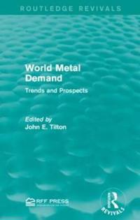 World Metal Demand