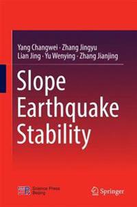 Slope Earthquake Stability