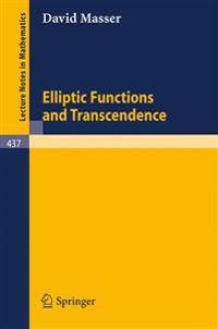 Elliptic Functions and Transcendence