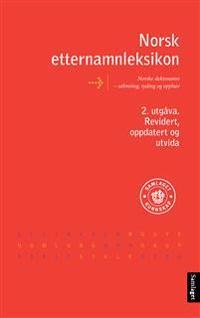 Norsk etternamnleksikon - Olav Veka pdf epub
