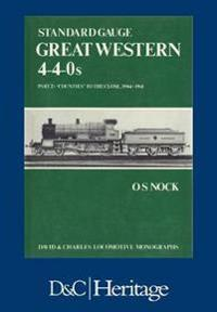 Standard Gauge Great Western 4-4-0s Part 2