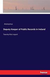 Deputy Keeper of Public Records in Ireland