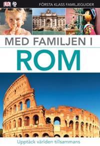 Med familjen i Rom