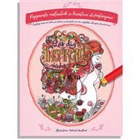 Peppande målarbok för kreativa drömfångare