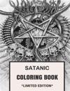 Satanic Coloring Book: Laveyan Inspired Satanic Bible Adult Coloring Book