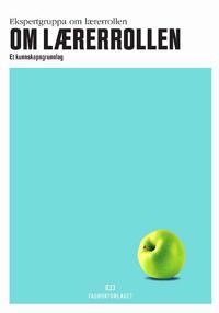 Om lærerrollen -  pdf epub