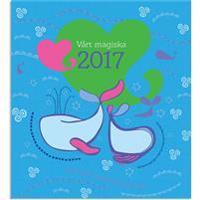 Väggkalender Vårt magiska 2017