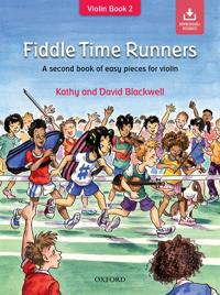 Fiddle Time Runners + CD