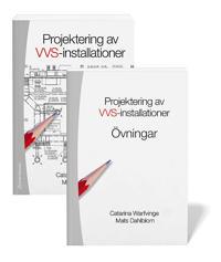 Projektering av VVS-installationer - paket