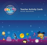 Heinemann Active Maths - First Level - Beyond Number - Teacher Activity Cards