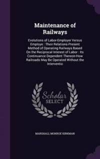 Maintenance of Railways