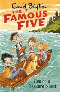 Famous five: five on a treasure island - book 1