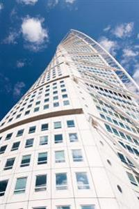 Turning Torso Building in Sweden Journal: 150 Page Lined Notebook/Diary