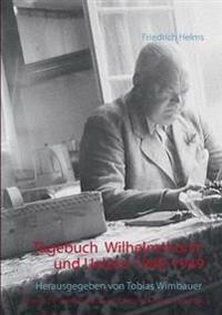 Tagebuch Wilhelmshorst und Uelzen 1948 und 1949