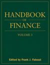 Handbook of Finance, Valuation, Financial Modeling, and Quantitative Tools