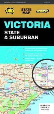 Victoria State & Suburban 1 : 975 000