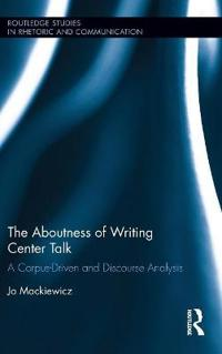 The Aboutness of Writing Center Talk