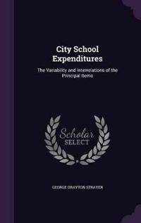 City School Expenditures