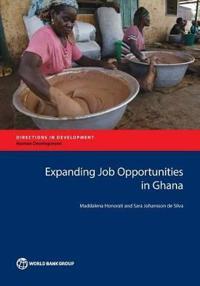 Expanding Job Opportunities in Ghana