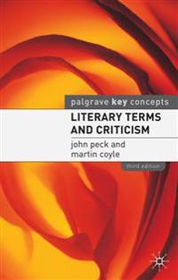 Literary Terms and Criticism