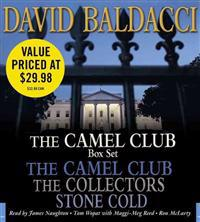 The Camel Club Box Set: The Camel Club/The Collectors/Stone Cold