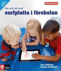 Förskoleserien Lär och lek med surfplatta, andra upplagan