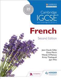 Cambridge IGCSE (R) French Student Book Second Edition