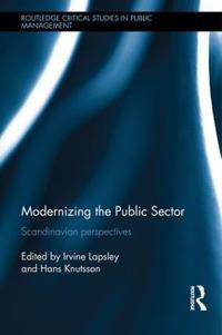 Modernizing the Public Sector