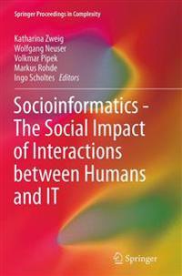 Socioinformatics