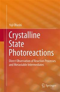 Crystalline State Photoreactions