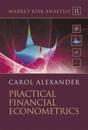 Market Risk Analysis, Practical Financial Econometrics