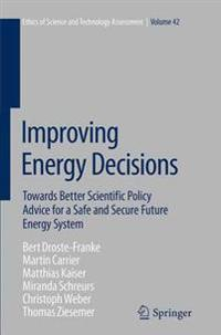 Improving Energy Decisions