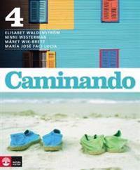 Caminando 4 Lärobok med cd, tredje upplagan