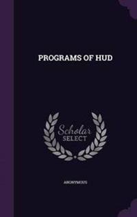 Programs of HUD