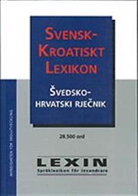 Svensk-kroatiskt lexikon (2:a uppl.)
