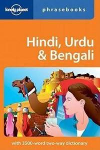 Hindu, Urdu & Bengali Phrasebook LP