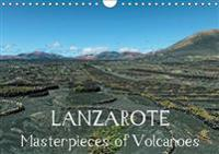 Lanzarote Masterpieces of Volcanoes 2017