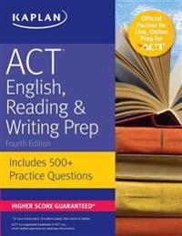 Kaplan ACT English, Reading & Writing Prep