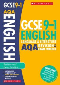 English language and literature revision and exam practice book for aqa