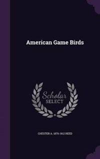 American Game Birds