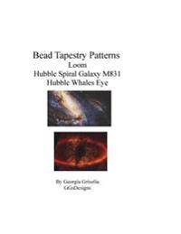 Bead Tapestry Patterns Loom Hubble Spiral Galaxy M831 Hubble Whales Eye