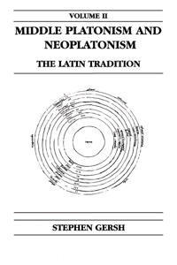 Middle Platonism and Neoplatonism