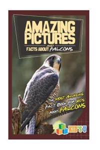 Amazing Pictures and Facts about Falcons: The Most Amazing Fact Book for Kids about Falcons