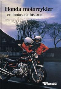 Honda motorcykler