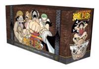One Piece Box Set: East Blue and Baroque Works (Volumes 1-23 with premium)