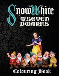 Snow White & the Seven Dwarfs Colouring Book: A Lovely A4 45 Page Colouring Book on Snow White and the Seven Dwarfs with Great Fun Scenes to Colour. P