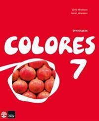 Colores 7 : övningsbok