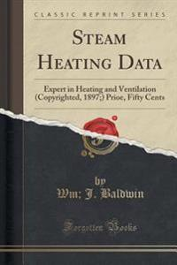 Steam Heating Data