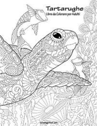Tartarughe Libro Da Colorare Per Adulti 1
