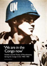 We are in the Congo now